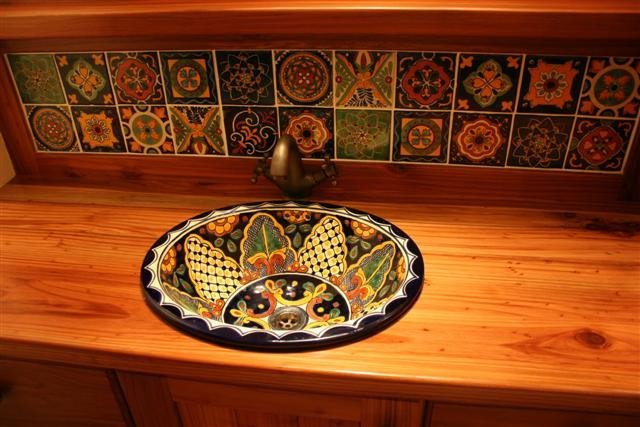 1000 Images About Wash Up Style On Pinterest Sinks Mexican Decorations And Drop In Sink