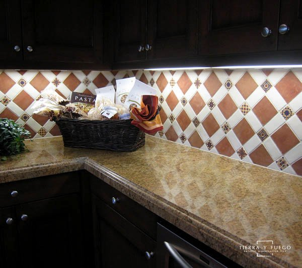 inspiration with ceramic tile in kitchens